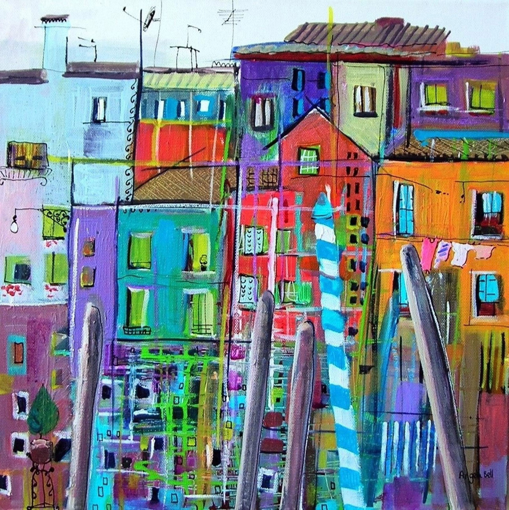 Angela Bell - Burano Avenues