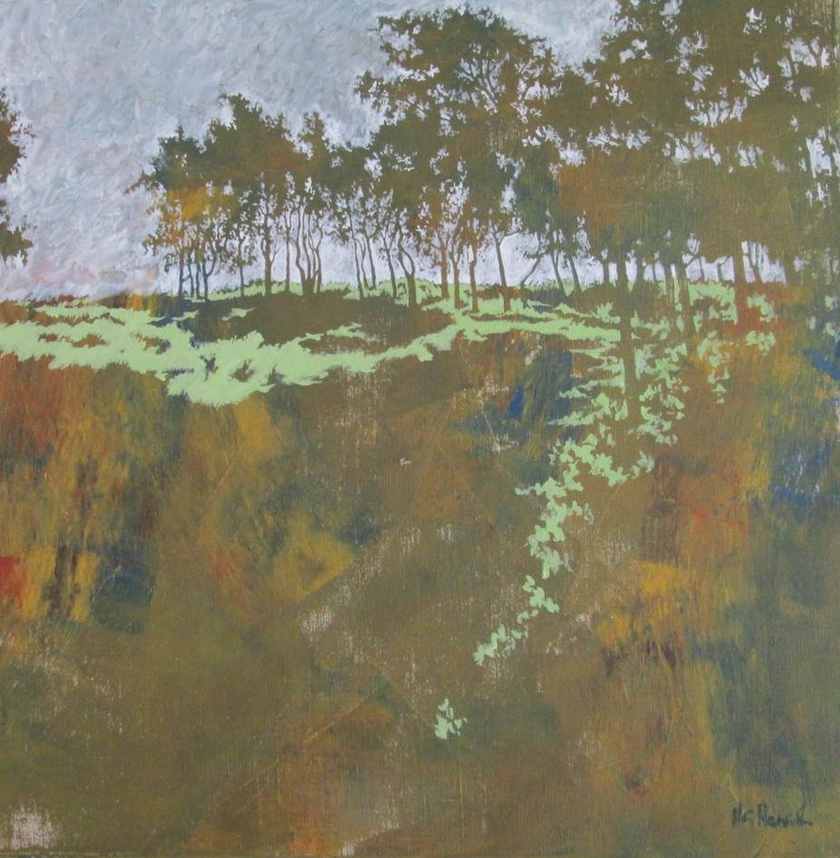 Geoff Hewitt - Trees at Froggatt Edge