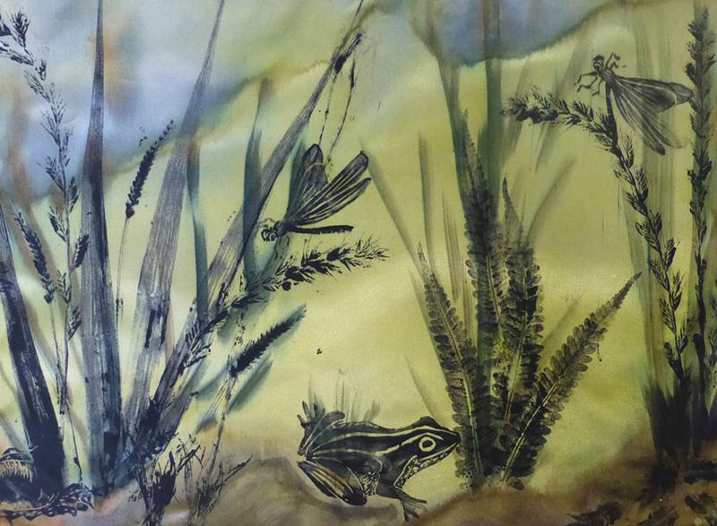 Jackie Dyson - Amongst the Reeds