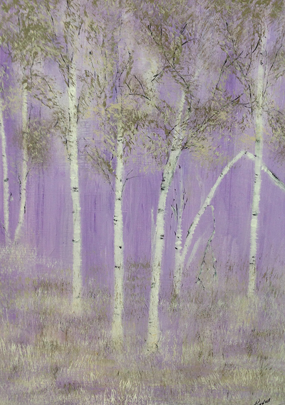 Doreen Goodall - Silver Birch 2