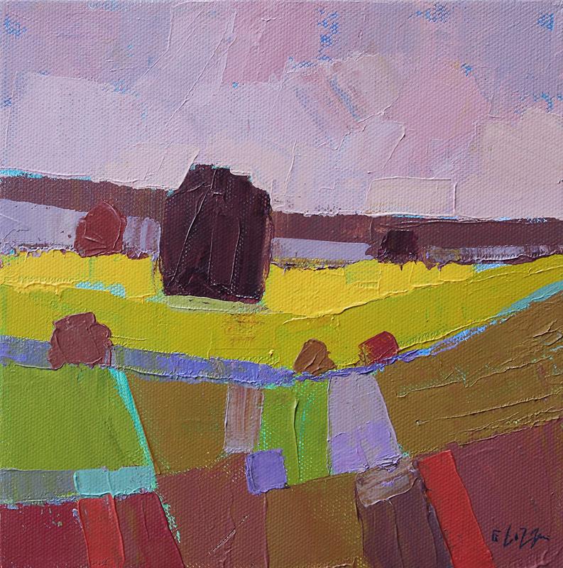 Giuliana Lazzerini - Autumn Fields