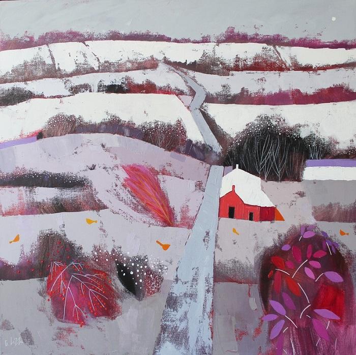 Giuliana Lazzerini - Red Cottage