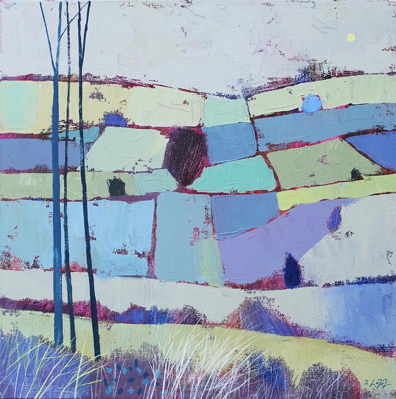 Giuliana Lazzerini - Fields of Colour