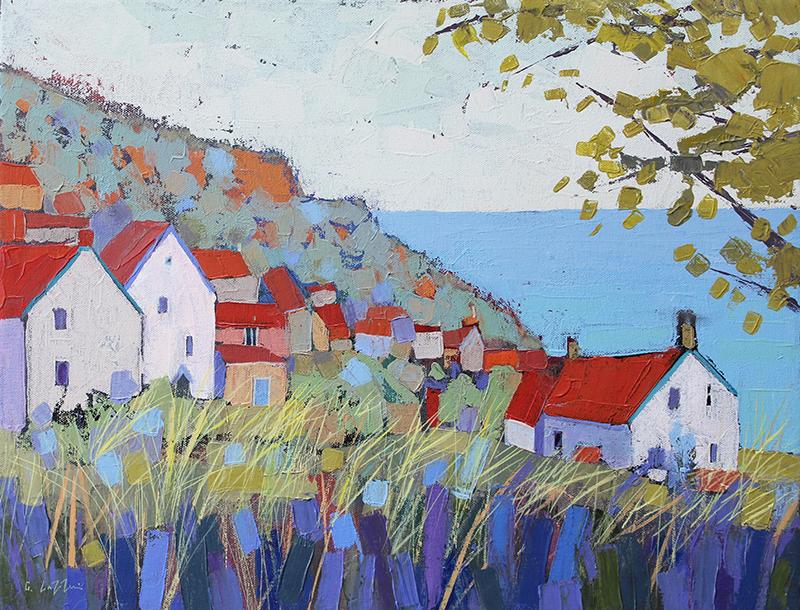 Giuliana Lazzerini - Summer Breeze, Runswick Bay