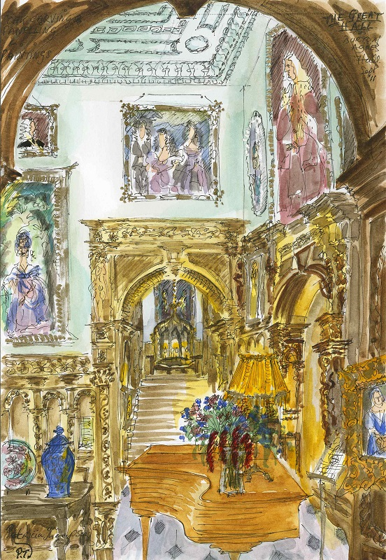 Patricia Thompson - B&A Staircase