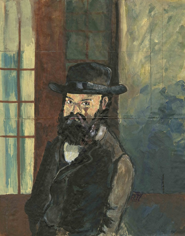 Patricia Thompson - Cezanne
