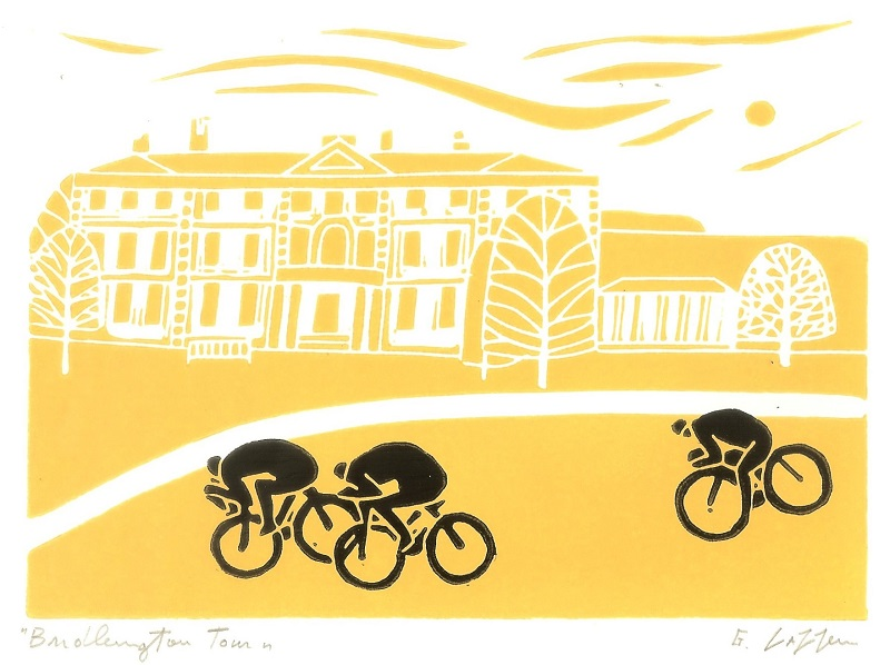 Giuliana Lazzerini - Bridlington Tour (Yellow)