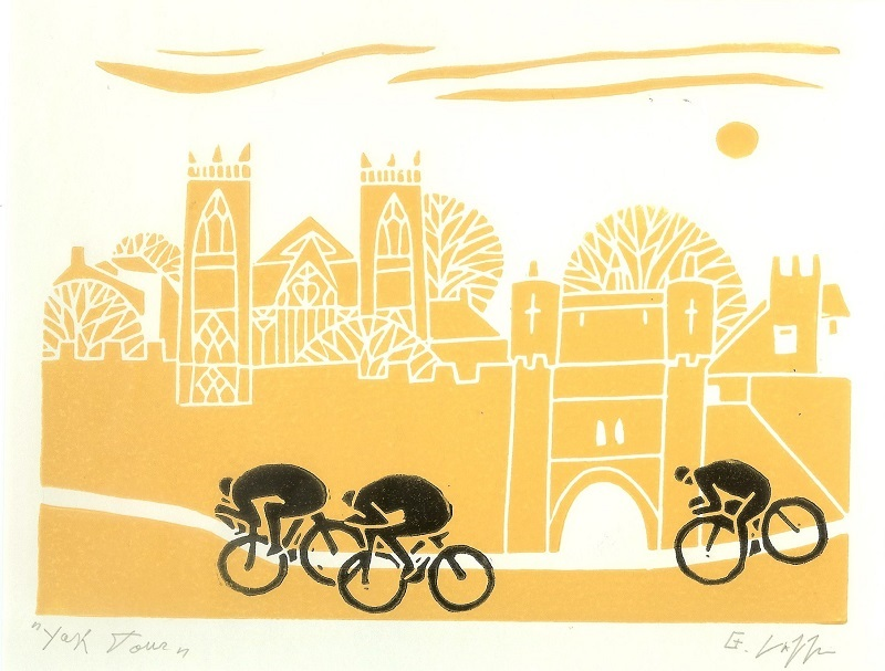 Giuliana Lazzerini - York Tour (Yellow)