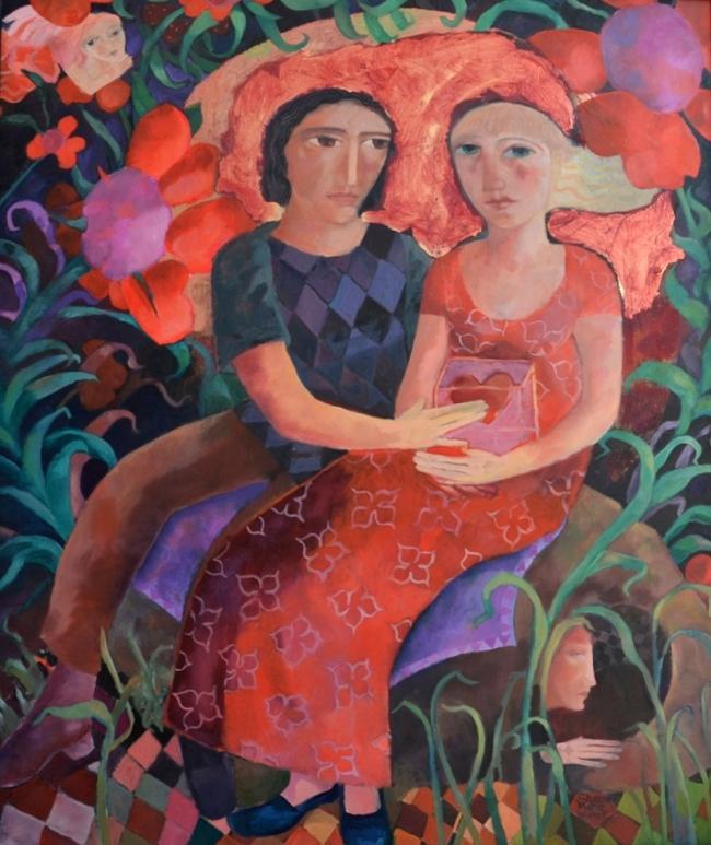 Sharon Winter - Garden of Delights