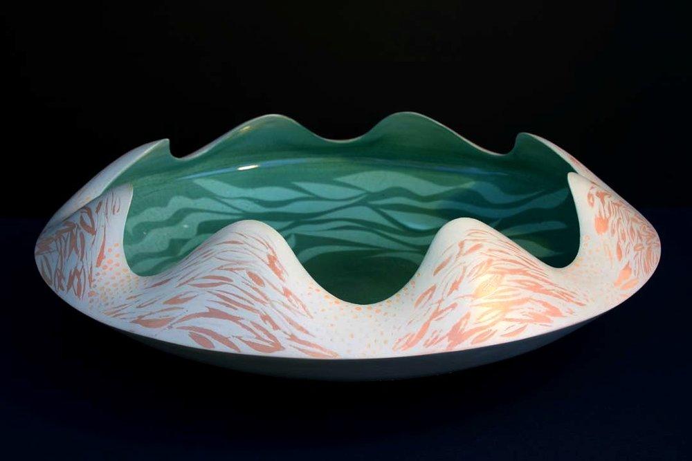 Jenny Morten - Octoidal Wavy Disc