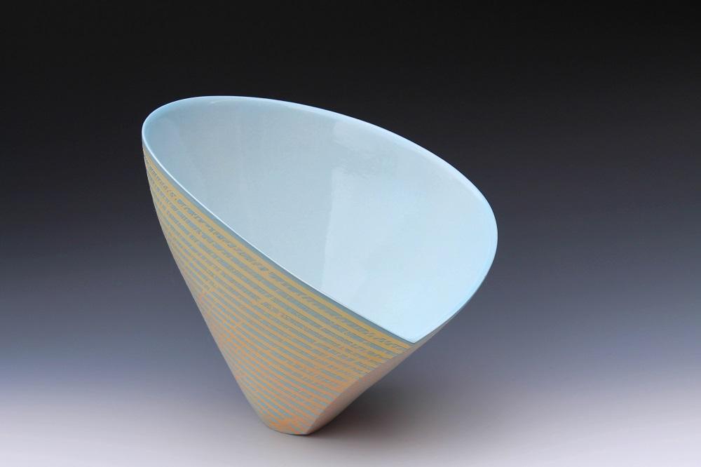 Jenny Morten - Tilting Bowl