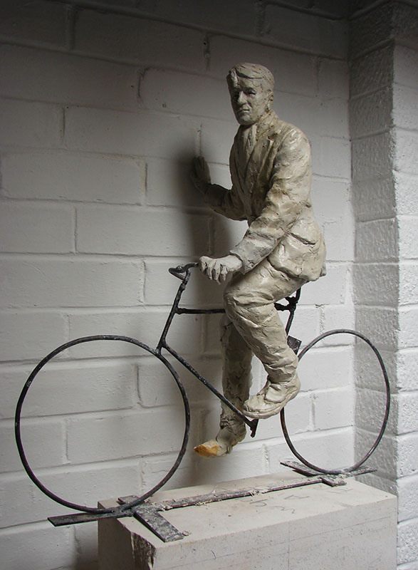 Stephen Carvill - TE Lawrence Maquette