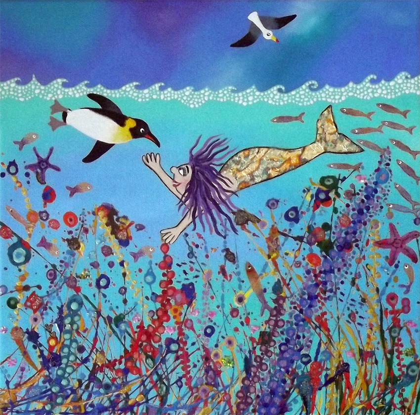 Caroline Appleyard - Morning Swim