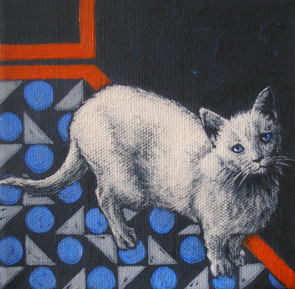 Meg Burkill - Blue Eyes
