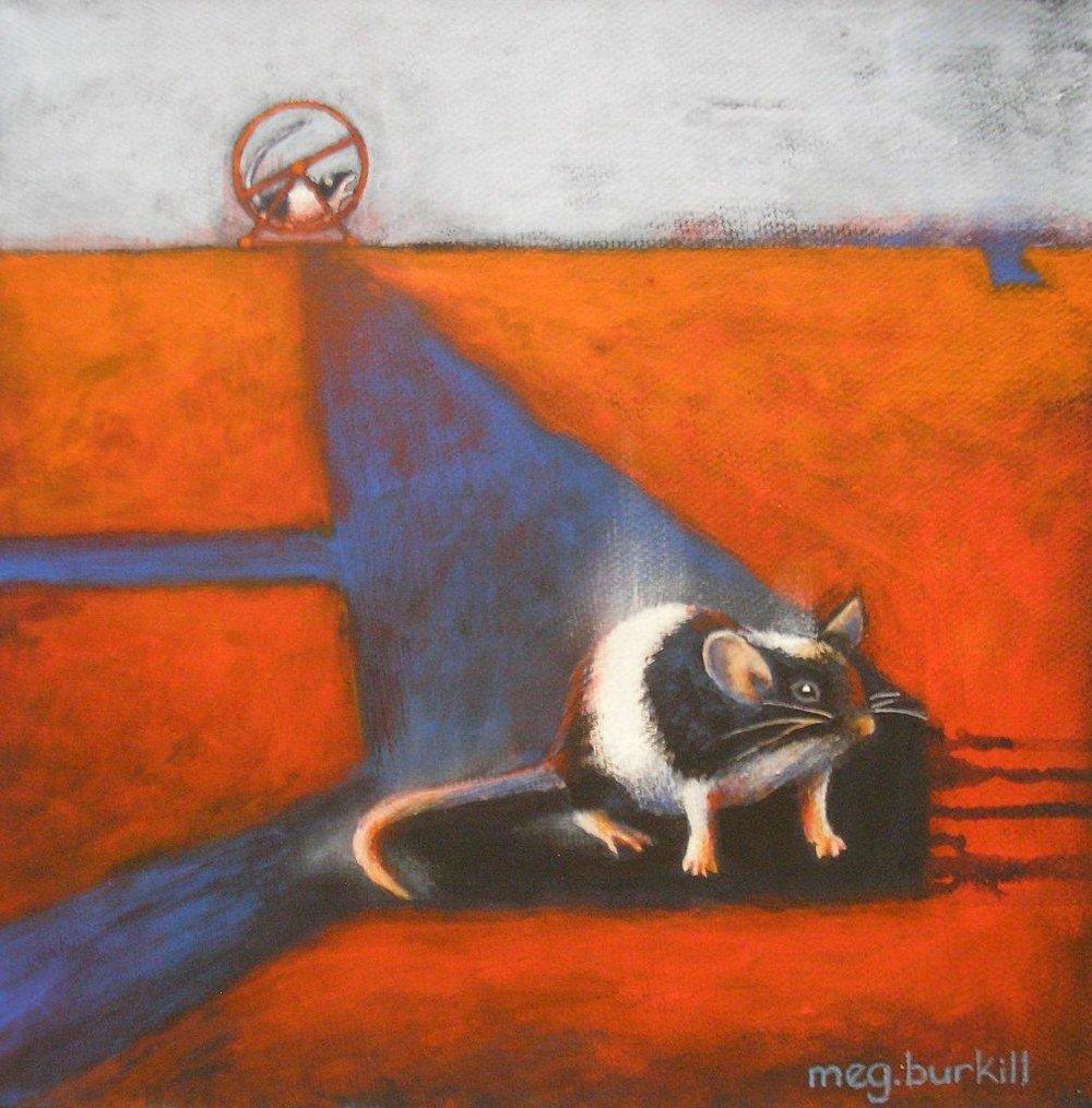 Meg Burkill - Cecil
