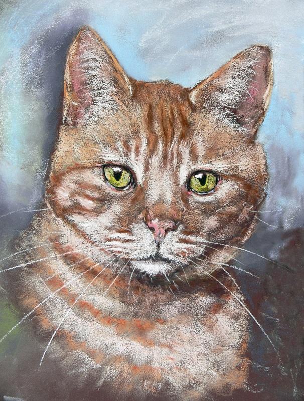 Trish Watson - Ginger Tom