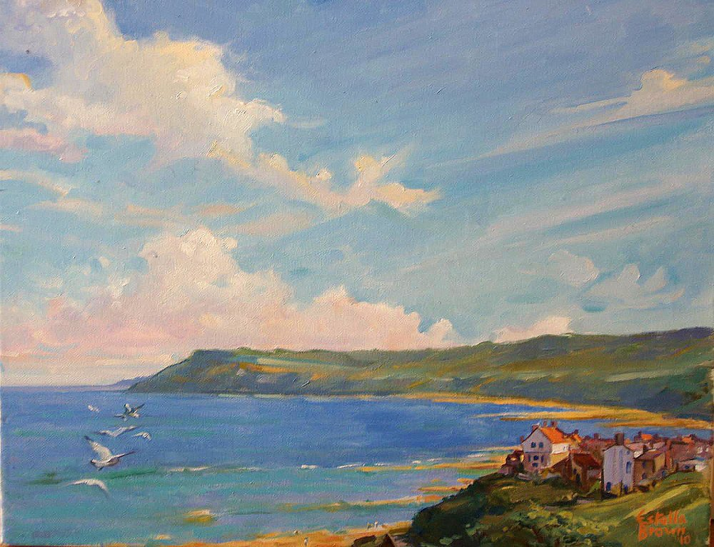 Estella Brown - Runswick Bay