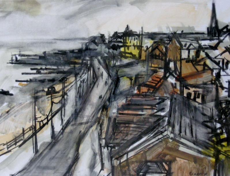 Barry Carter - North Side, Bridlington