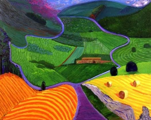 David Hockney - North Yorkshire