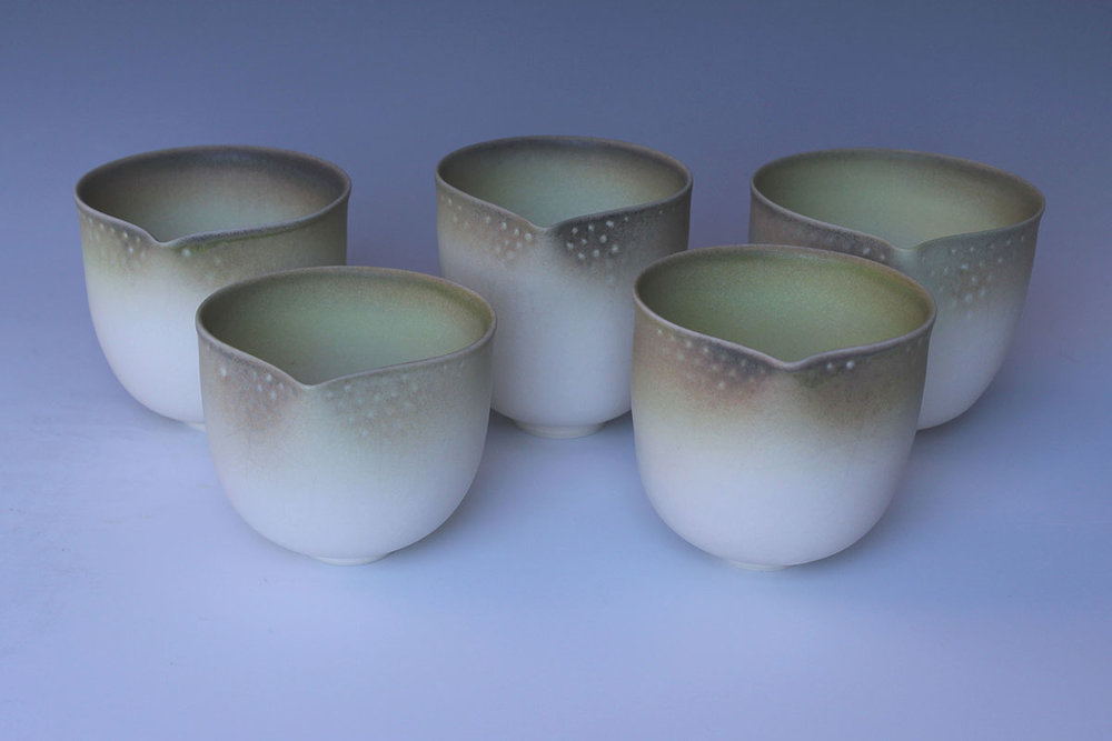 Jenny Morten - Small Matte Crucible Bowls