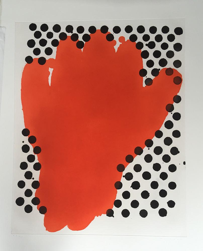 Humphrey Ocean - Red Hand