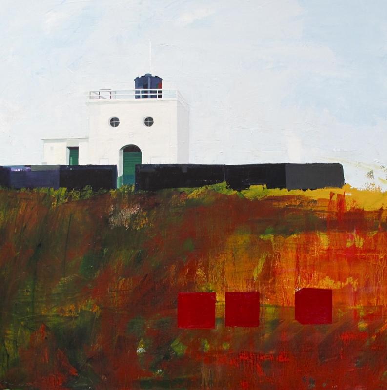 Lynne Wixon - Bamburgh Beach