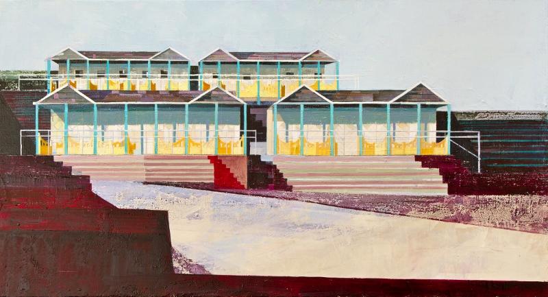 Lynne Wixon - Filey Beach Chalets