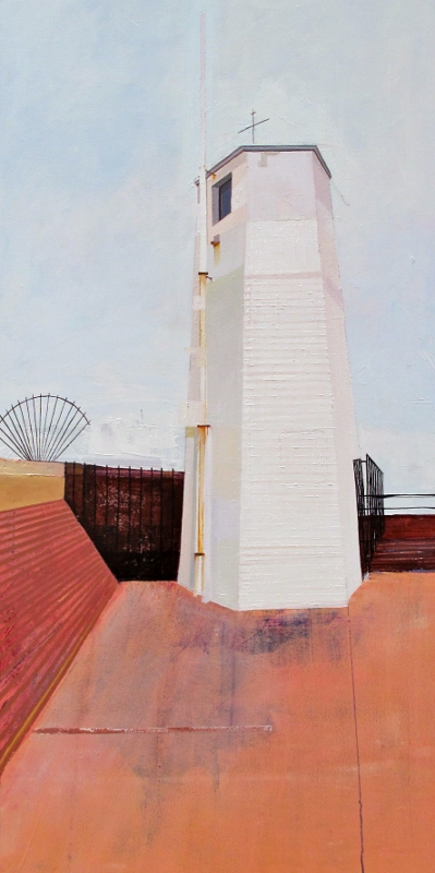 Lynne Wixon - Seahouses Lighthouse