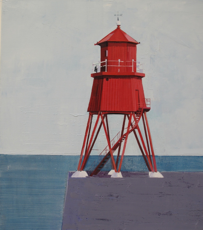 Lynne Wixon - South Shields Lighthouse