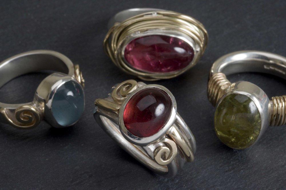 Jacqueline Warrington - Jewels and Gems