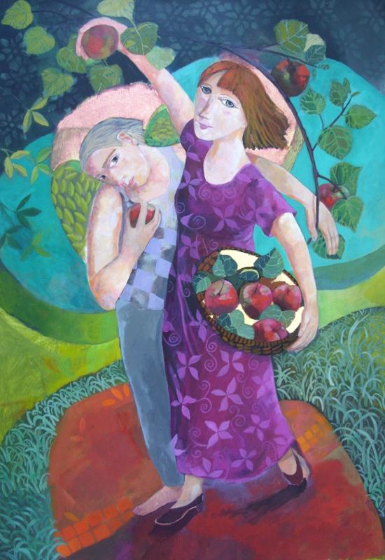 Sharon Winter - Apple Pickers