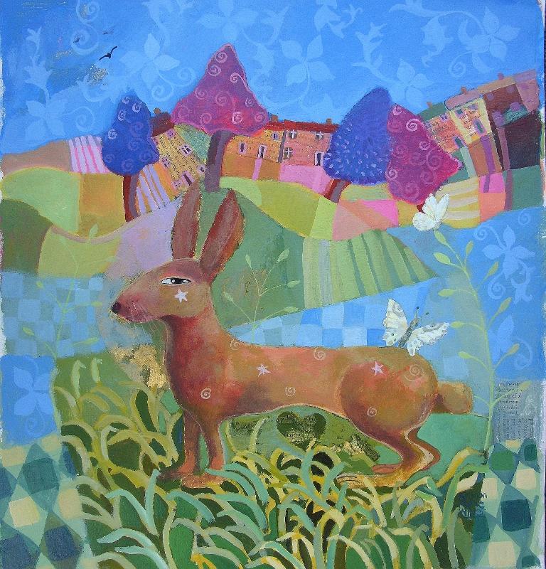 Sharon Winter - March Hare