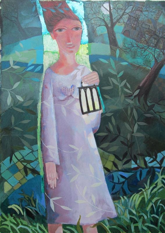 Sharon Winter - White Lady Of Watton