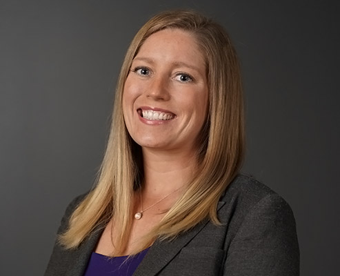 """Jessica Maschinski - Senior Counsel""""At work and in relationships it's important to have your voice heard, expect and accept feedback, and evaluate whether your needs are being met."""""""