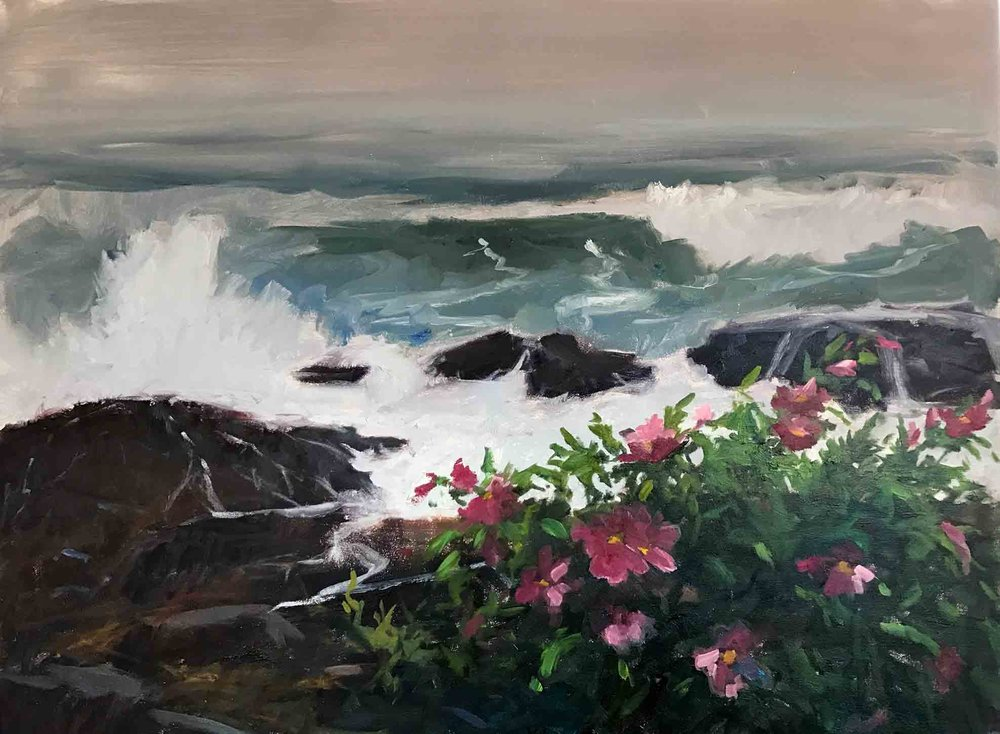 Surf, Ocean Point
