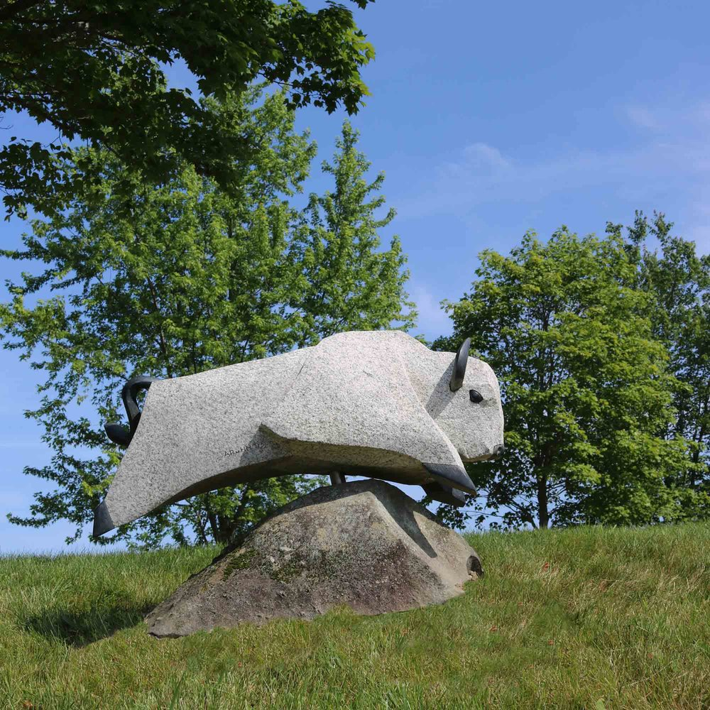 Bison (Granite and Basalt) $12,000