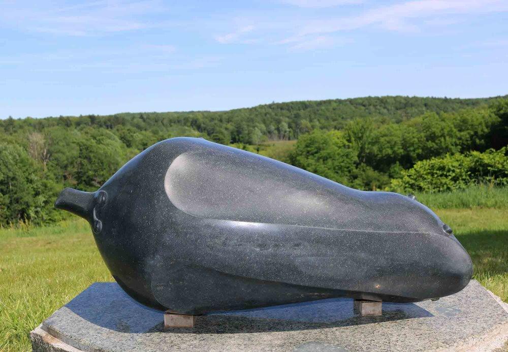 Chrysalis (Basalt on Granite) $14,000