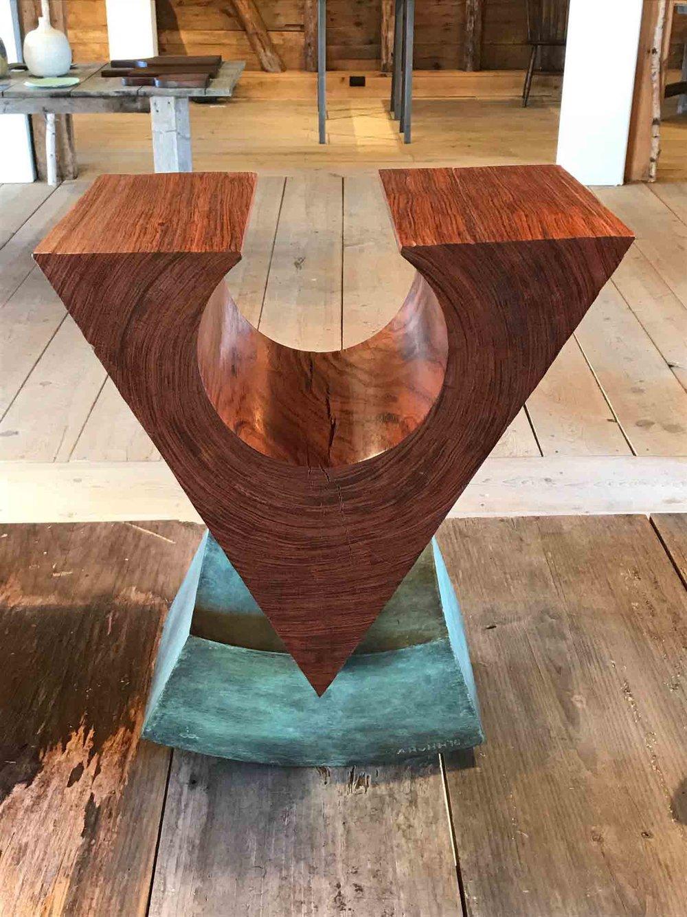 VO (Bubinga wood on Bronze) $9,000