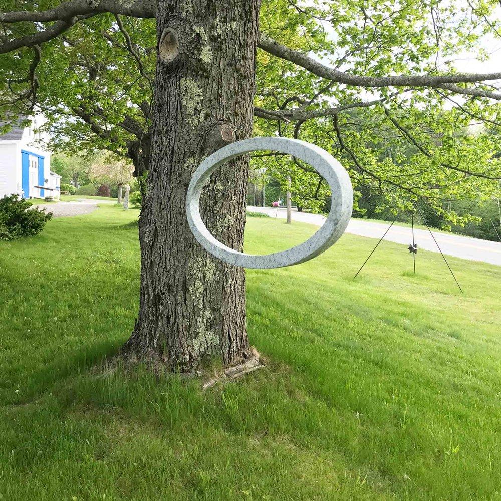 Elliptical Ring