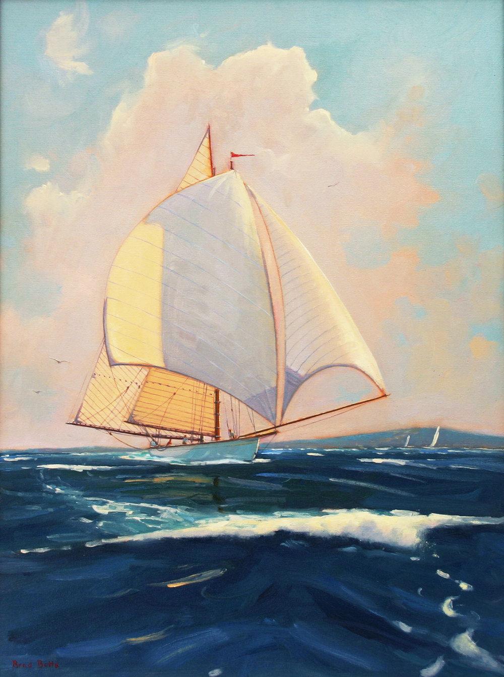 Fair Winds, Following Seas