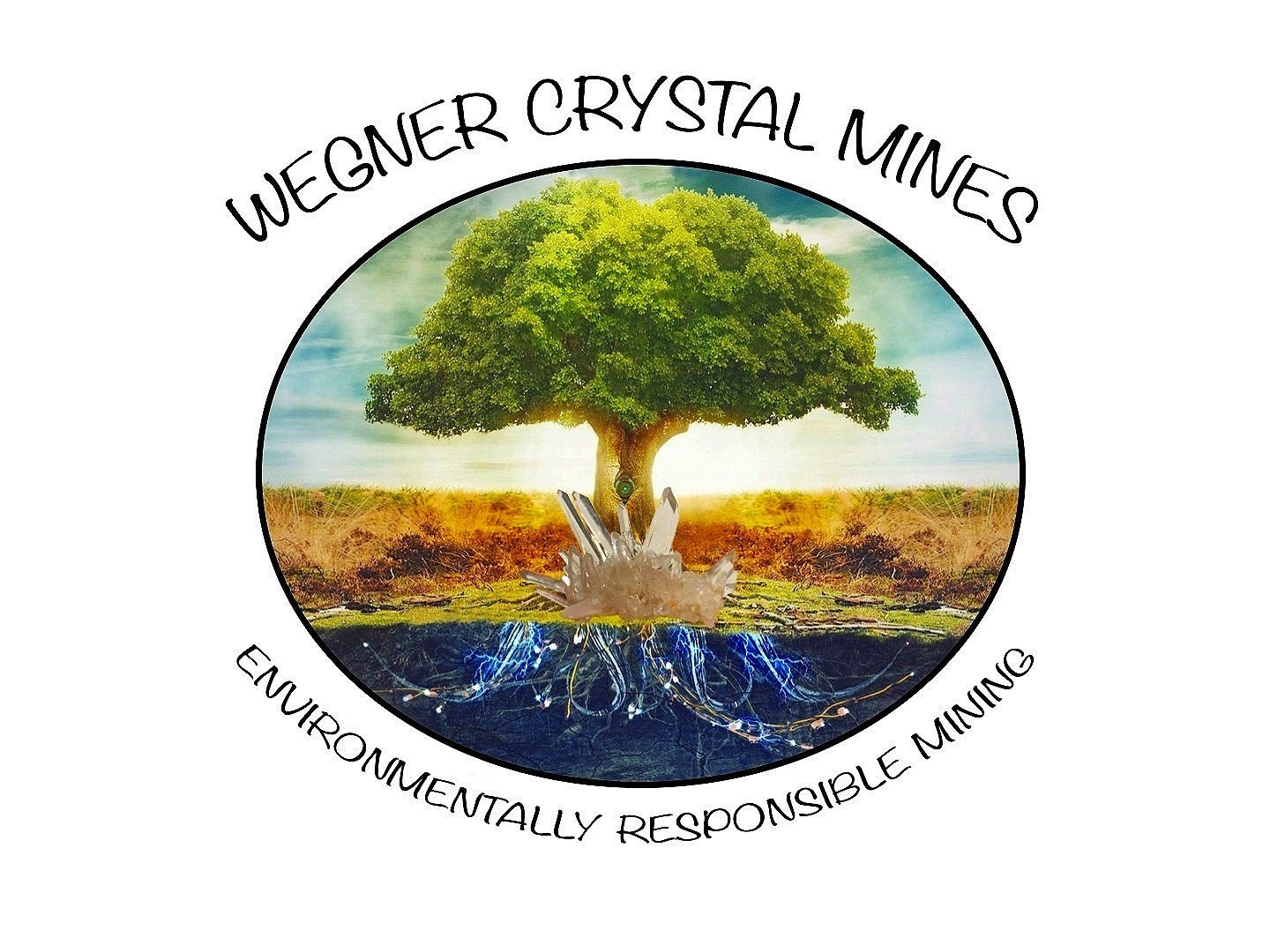 Wegner Quartz Crystal Mines - World Famous Phantom Crystal Mine