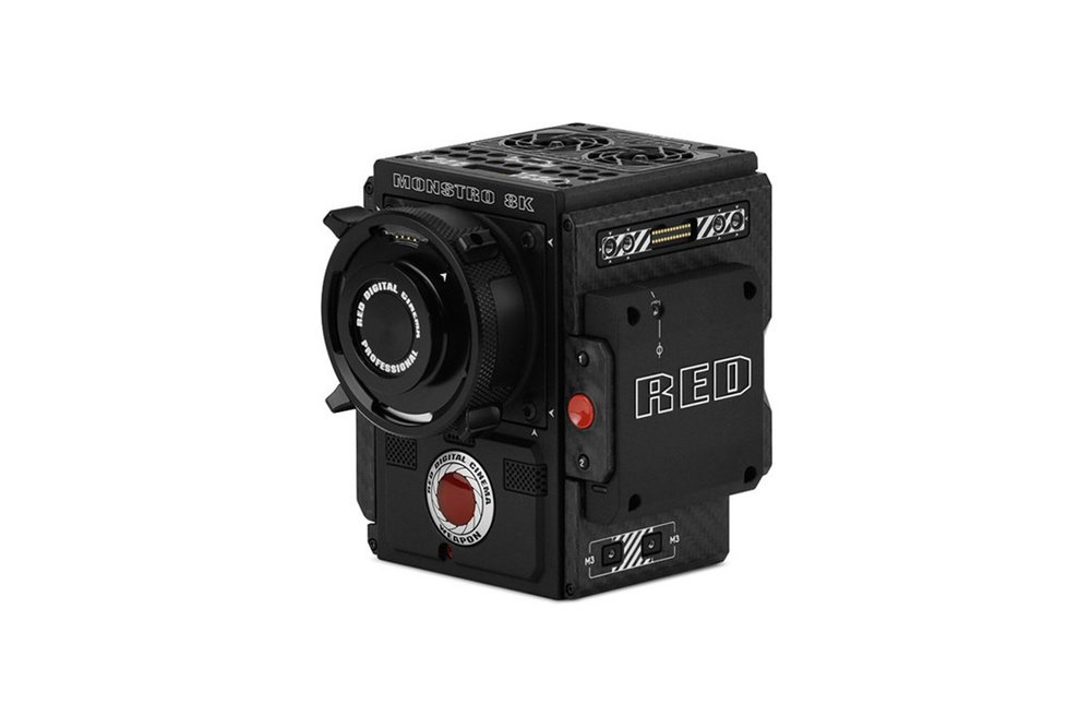 RED Weapon Monstro 8K - 1600 EUR/day, 5000 EUR/week