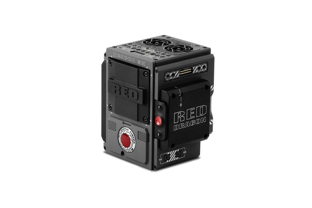 RED Scarlet-W Dragon 5K - 450 EUR/day, 1500 EUR/week