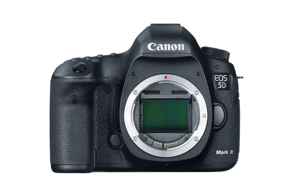 Canon 5D Mk II - 25 EUR/day