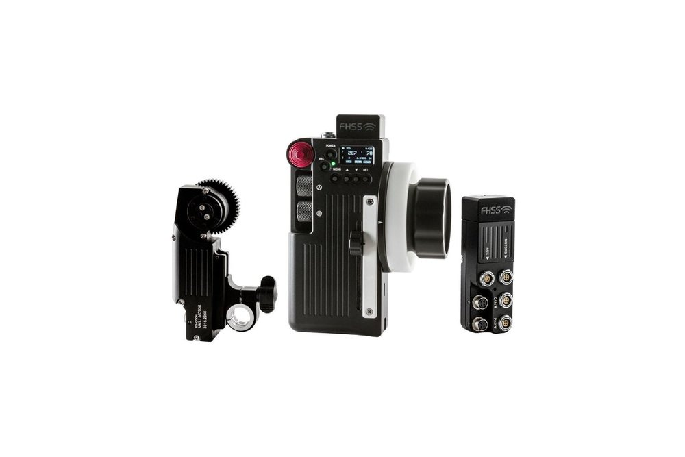 RTMotion Wireless Lens Control Kit with Transmitter - 1 motor - 150 EUR/day