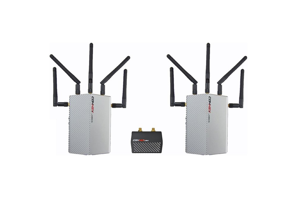 Amimon CONNEX Wireless HD Video Link 1 TX/2 RX - 150 EUR/day