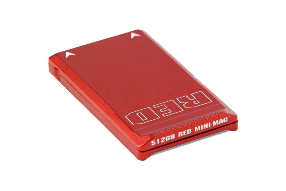RED MINI-MAG SSD 512 GB - 150 EUR/day, 450 EUR/week