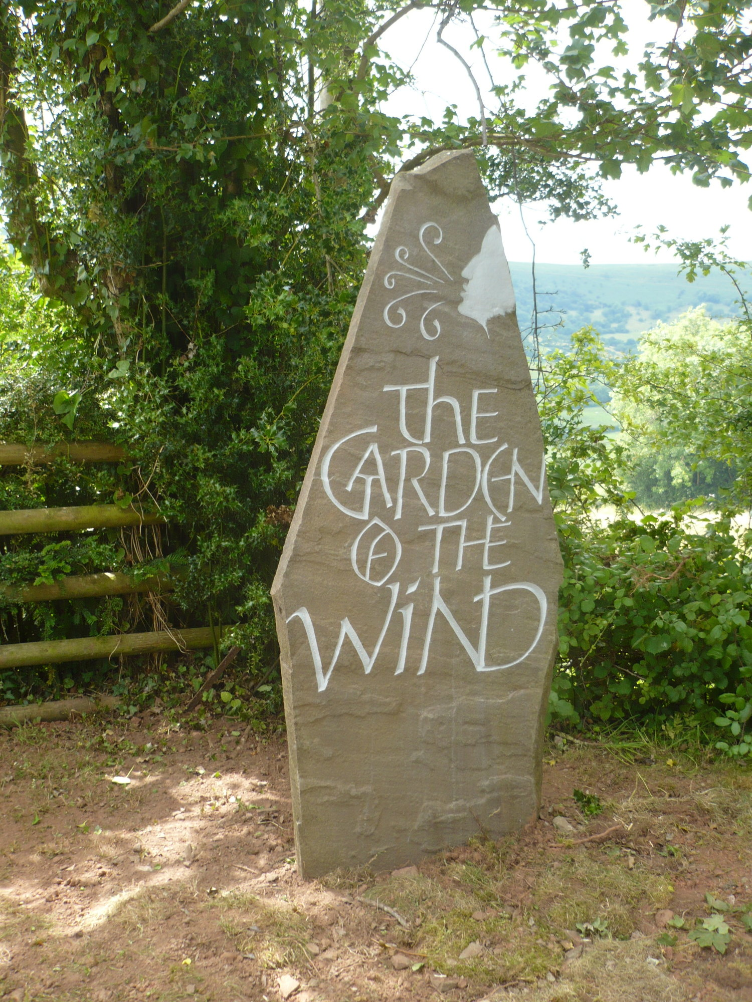 The Garden of the Wind
