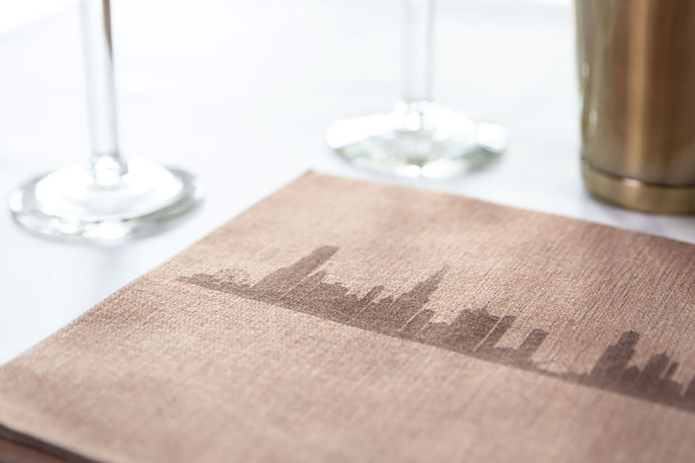 the napkins I CItyscape Logo