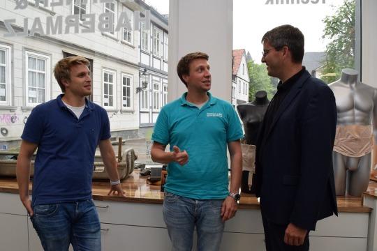 Herzenssache Goslar Die Kaufmannsgilde Oliver Junk